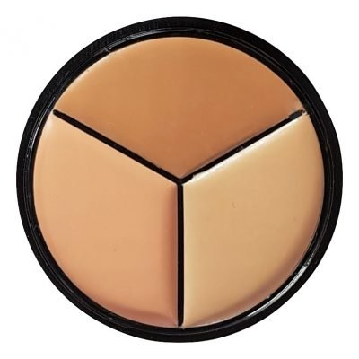 three colour concealer